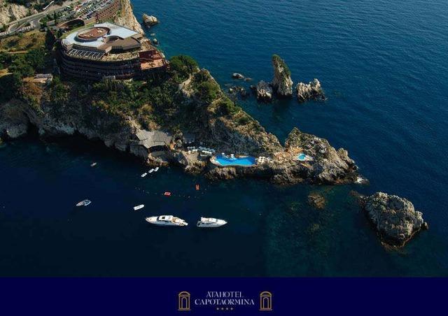 ATA Hotel Capotaormina, Taormina  4•