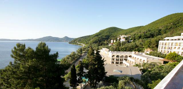 Marbella Beach хотел, Гръцки острови - остров Корфу