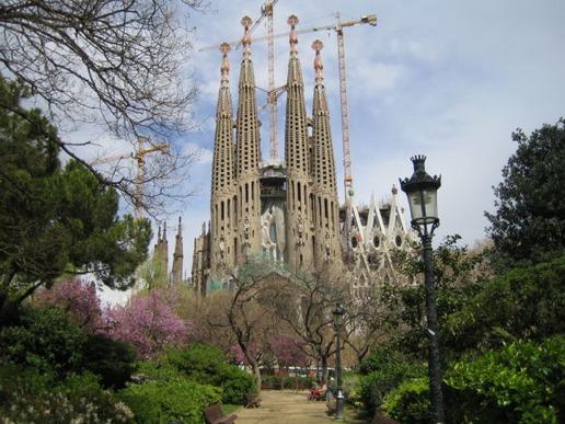 Екскурзия в испания барселона