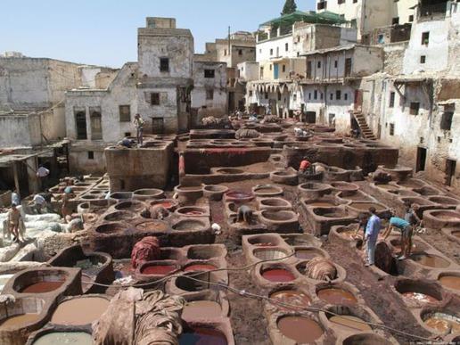 Фес, Мароко