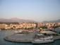 Пристанището на Патра