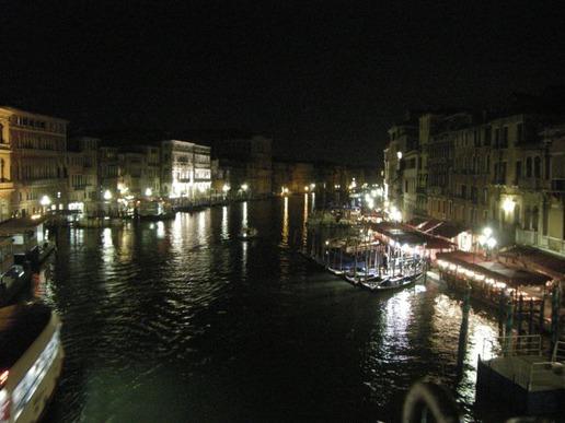 Венеция от моста Риалто