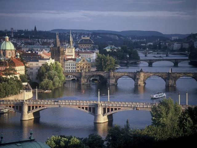 Вълшебна феерия - Залцбург - Мюнхен - Нюрнберг - Прага