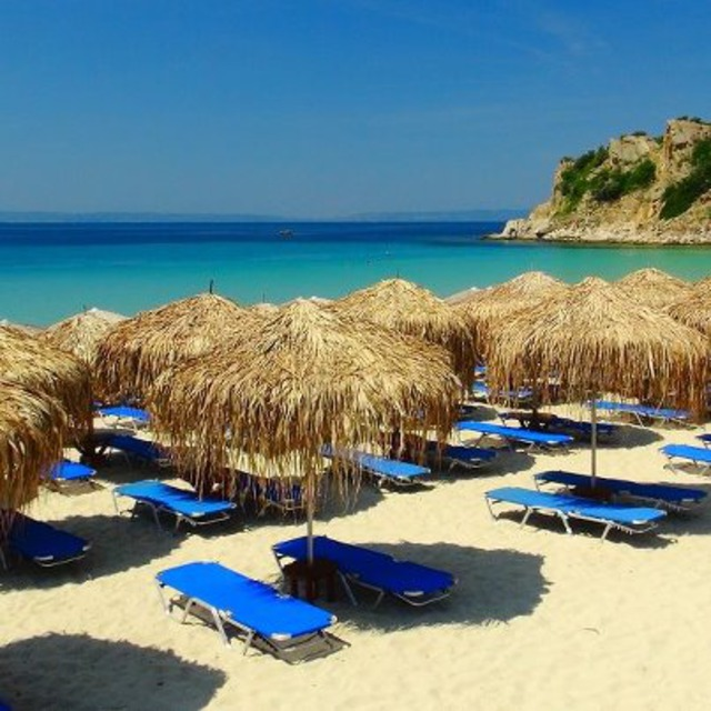 Почивка на остров Амулиани, лято 2014 -хотел 4* Agionissi Resort, BB
