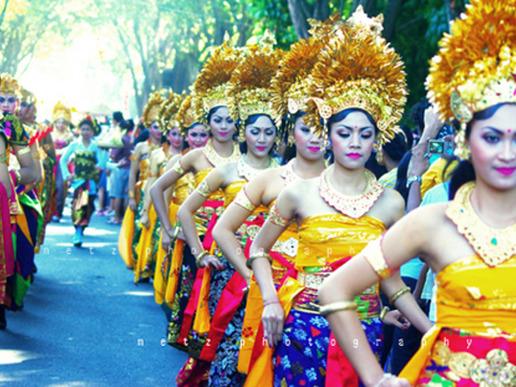 Бали арт фестивал