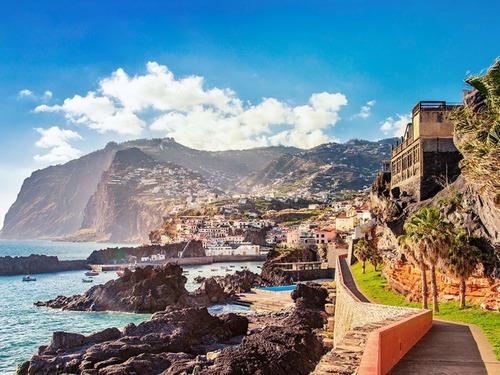 Лисабон и остров Мадейра 2021