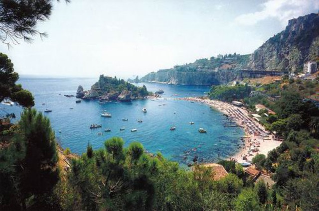 Таормина, Сицилия - прелестта на Юга