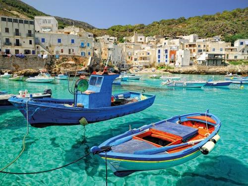 Почивка в Италия - остров Сицилия, 2017