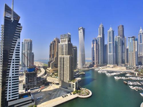Дубай - град приказка, град мечта  2017