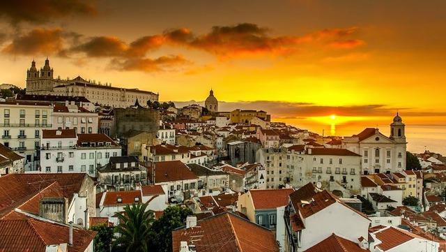 Едноседмична почивка в града на мореплавателите - Лисабон, пролет и есен 2017