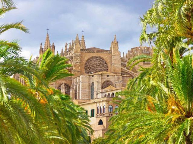 Почивка в Испания - Палма де Майорка, пролет и есен 2018