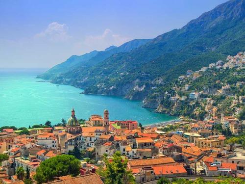 Почивка в Италия - Неапол, Соренто, Капри 2018