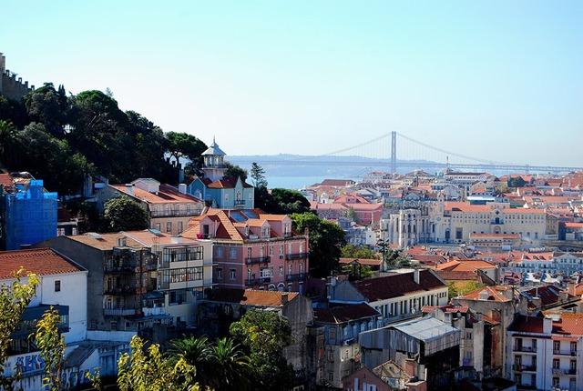 Великден в Лисабон през 2019