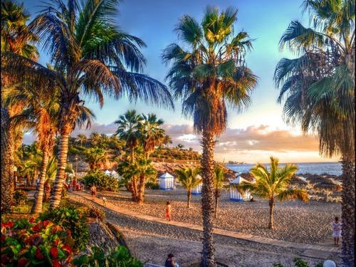 Почивка на Канарските острови - о-в Тенерифе 2019