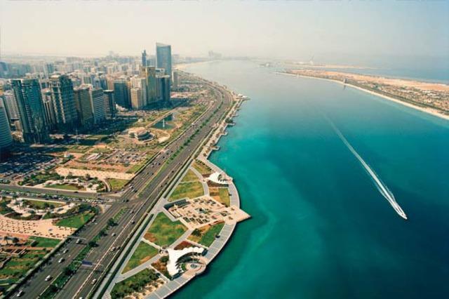Обиколка на Абу Даби
