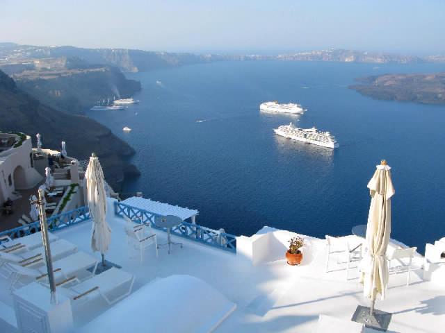 Gorgona Villas hotel, Гръцки острови - остров Санторини