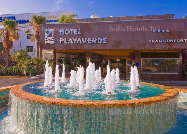 4*Playaverde hotel, Канарски острови - Лансароте