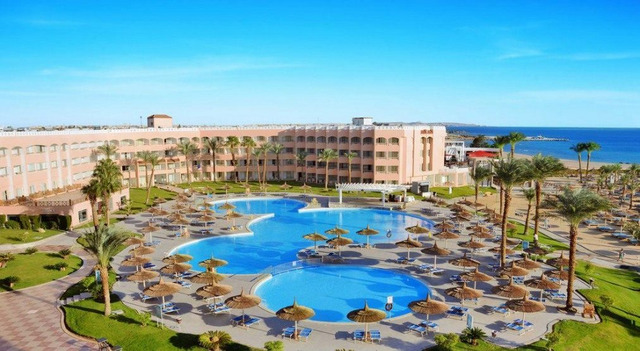 Beach Albatros Resort Hurghada 4* хотел 4•