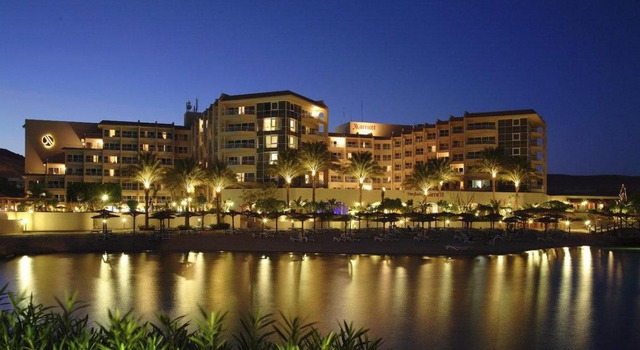 Hurghada Marriott Beach Resort 5* хотел 5•