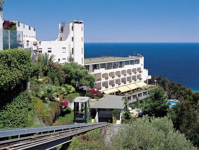 Hotel Antares 4*, Сицилия 4•
