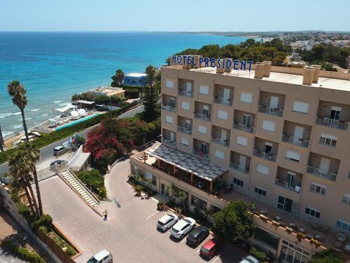 Почивка на Катания, Италия - хотел Hotel President Sea Palace 4* 4•