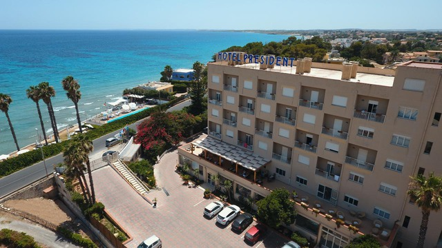 Hotel President Sea Palace 4*, Сицилия - Катания