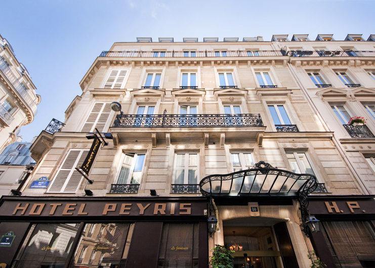 HOTEL PEYRIS *** & HOTEL PAX ***, Париж