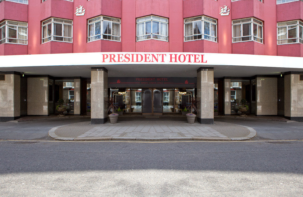 HOTEL LONDON PRESIDENT ***, Лондон