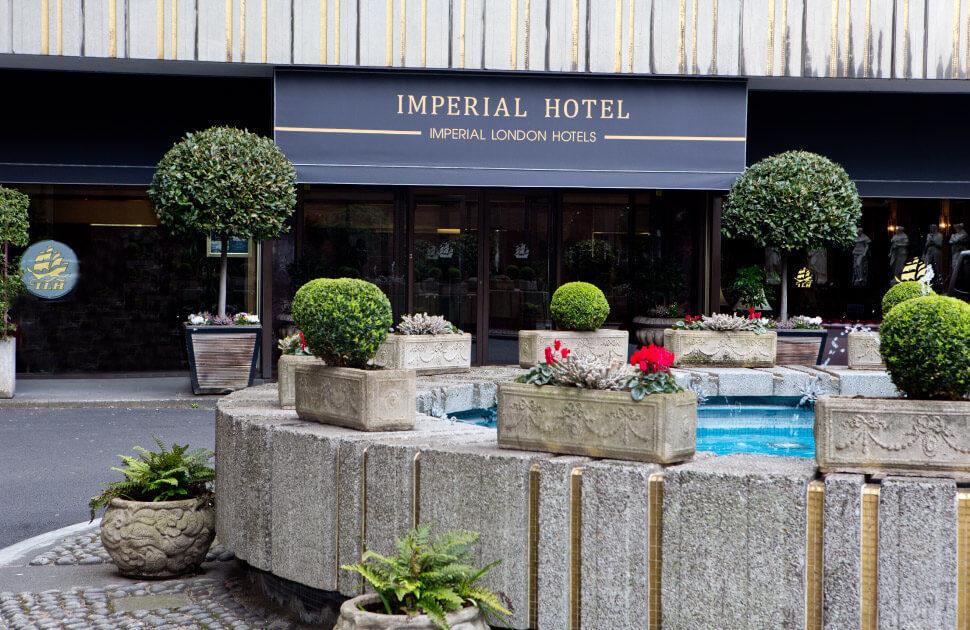 HOTEL LONDON IMPERIAL ***, Лондон