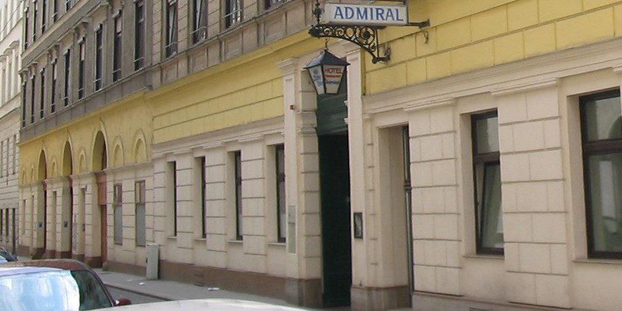 ADMIRAL HOTEL***, Виена