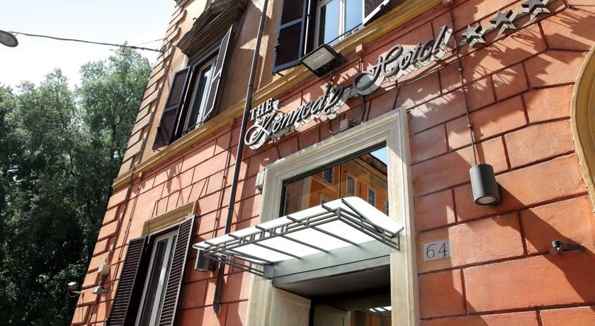 HOTEL KENNEDY ***, Северна Италия - Рим