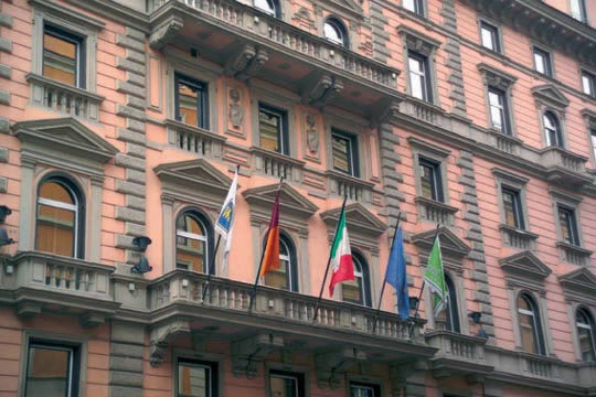 HOTEL BEST WESTERN PLUS UNIVERSO ****, Северна Италия - Рим