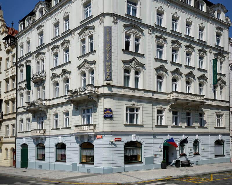 Hotel Best Western City Hotel Moran****, Прага