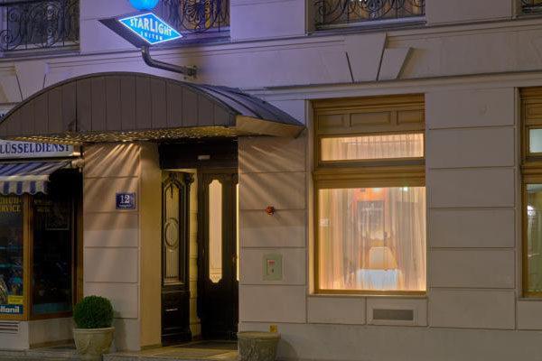 STARLIGHT SUITEN HOTEL SALZGRIES****, Виена