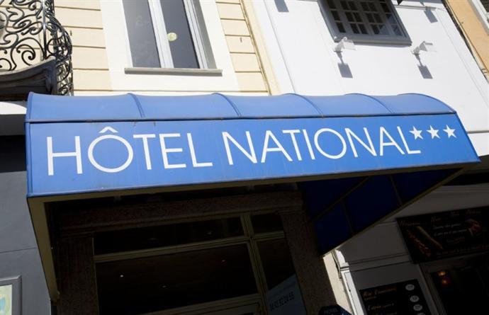 Hotel National Nice***, Ница