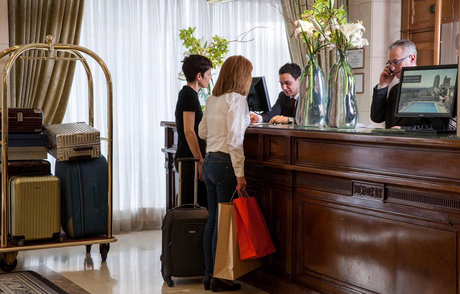 HOTEL EMPERADOR ****, Мадрид