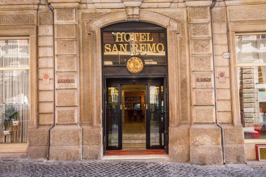 HOTEL SAN REMO ***, Северна Италия - Рим