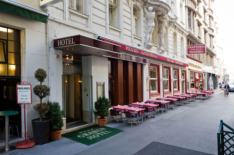GRABEN HOTEL ****, Виена