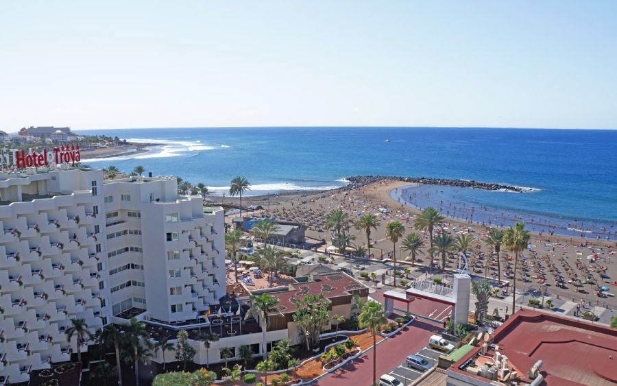 Hotel Troya, Канарски острови - Плая де лас Америкас / Коста Адехе