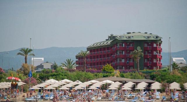 Aydinbey Gold Dream Hotel 5 * хотел 5•
