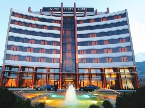 Почивка в София, България - хотел Хотел Феста София 4•