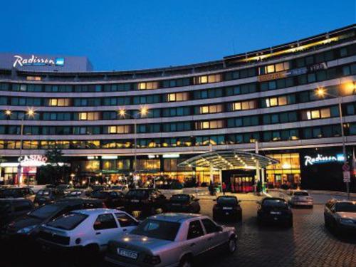 Почивка в София, България - хотел Интерконтенинтал София Хотел (бивш Радисон Блу Гранд Хотел) 5•