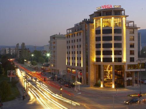 Почивка в София, България - хотел Хотел ВЕГА София 4•