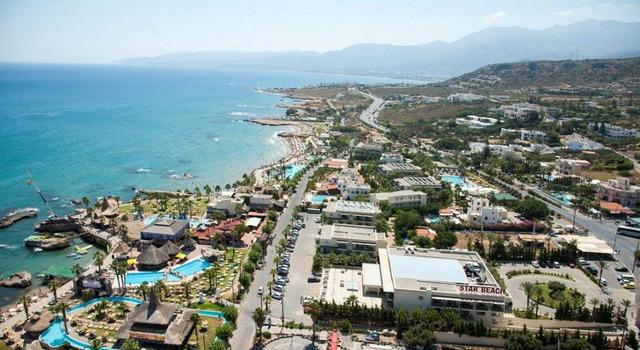 Star Beach Village & Water Park 4* хотел 4•