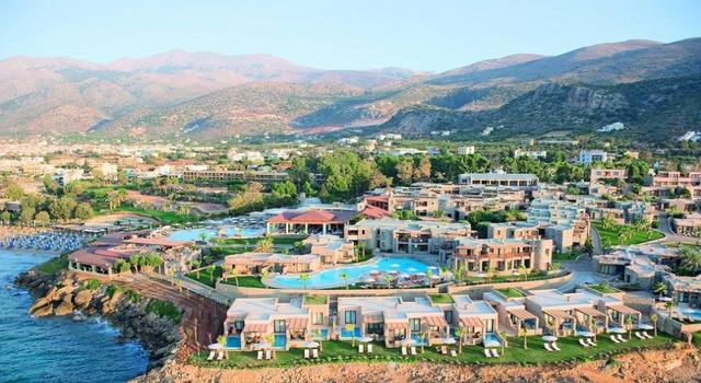 Ikaros Beach Resort & Spa 5* хотел 5•