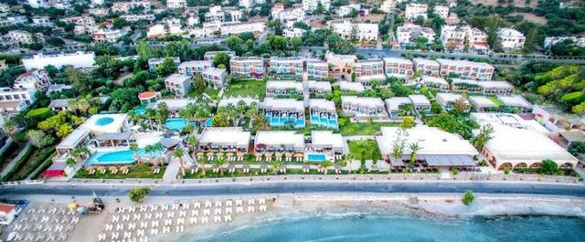 Sentido Blue Sea Beach 5 * хотел 5•