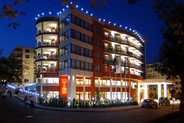 Хотел Виго, Несебър