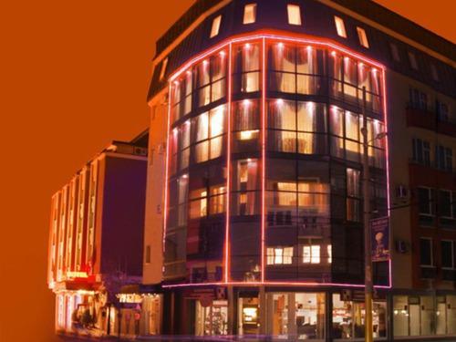 Почивка в Казанлък, България - хотел Хотелски комплекс Палас 4•