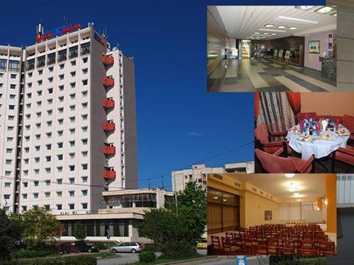 Почивка в Плевен, България - хотел Хотел Балкан 3•