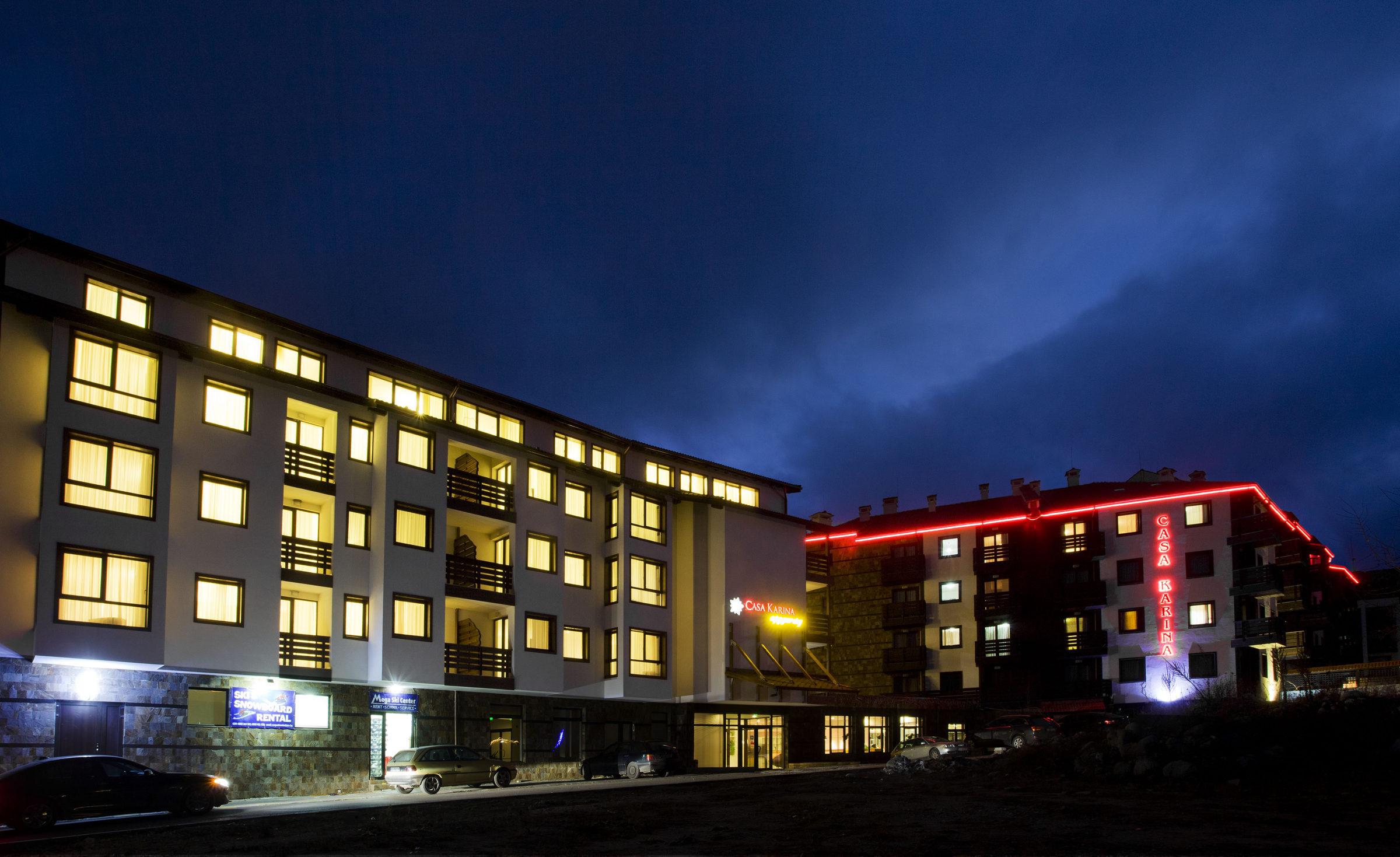 Апартаментен хотел Каса Карина, Банско